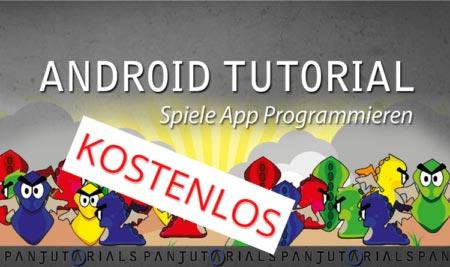 Spiele App für Android 2.3.6 Programmieren