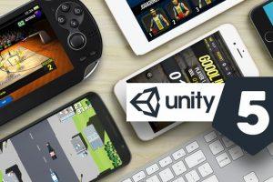 Unity 5 Spieleentwicklung